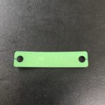 A1050 アルマイト(緑)